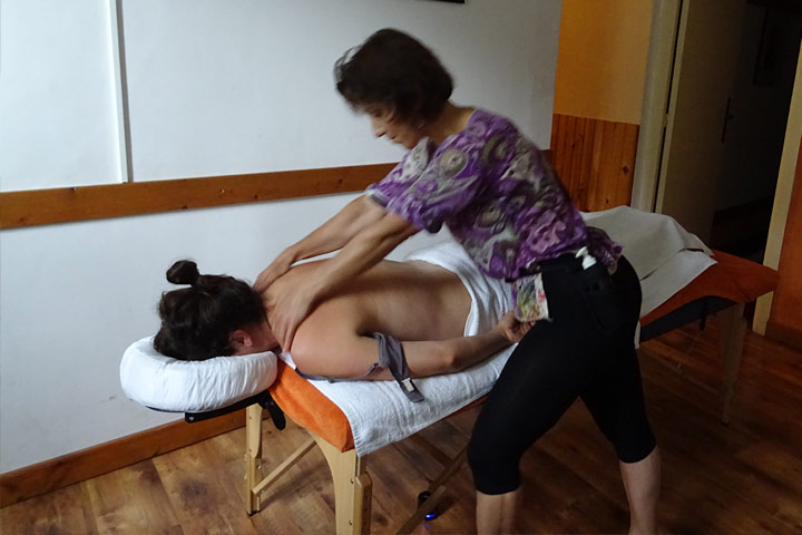 escalade massages