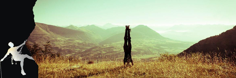 professeur yoga lyengar escalade